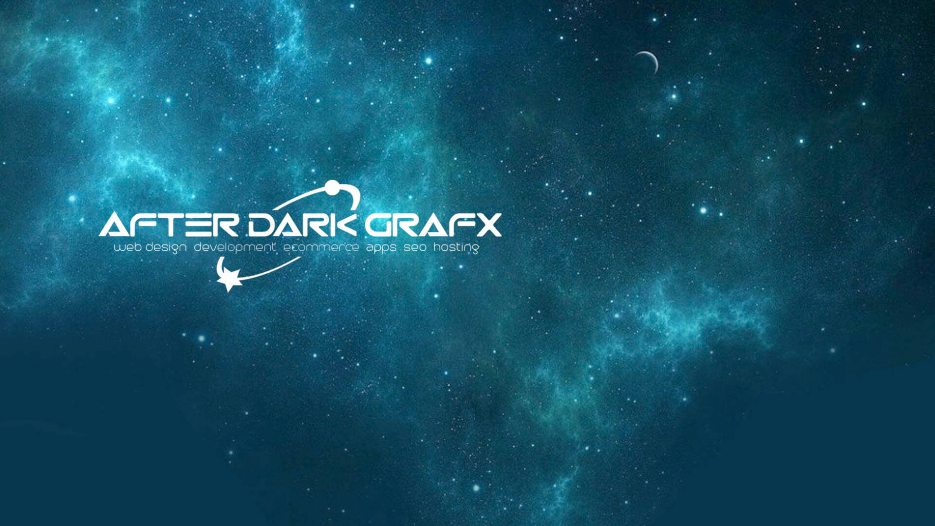 Custom Website Design by After Dark Grafx