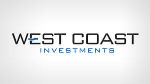 West Coast Investments Logo Design by After Dark Grafx