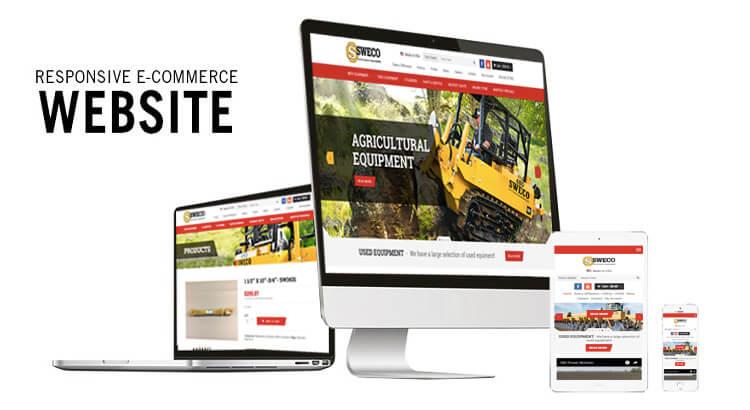 E-commerce Website Design San Diego