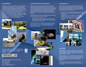 5000 Brochures Low Cost Printing