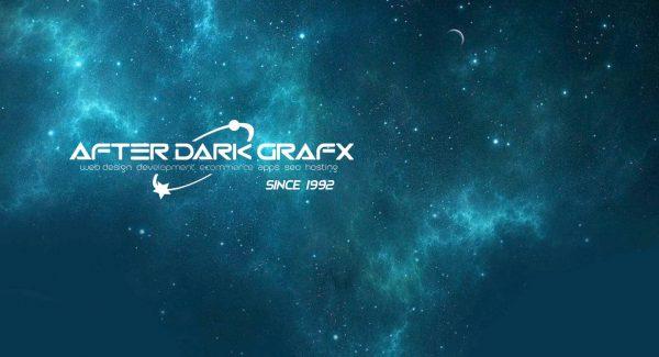 Affordable Web Design - After Dark Grafx