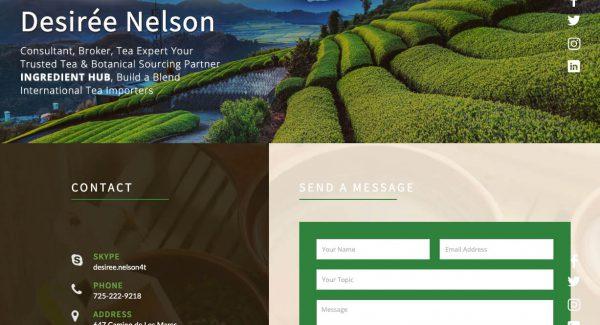Website Design Wordpress Developer After Dark Grafx Ingredient Hub