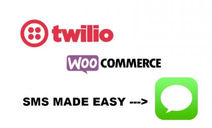 WooCommerce SMS Twilio