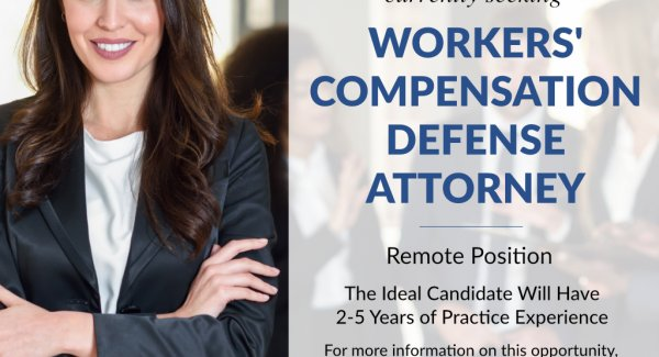 Legal Network, Inc. Workers Compensation Defense Attorney Job