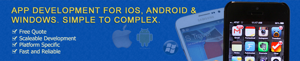 iphone app develeopment android development
