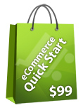 Ecommerce Quick Start Package